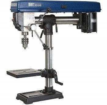Rikon 30-140 Radial Benchtop Drill Press