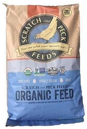 Scratch and Peak Feeds Organic Layer Feed