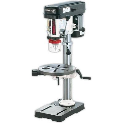 Shop Fox W1668 Oscillating Benchtop Drill Press