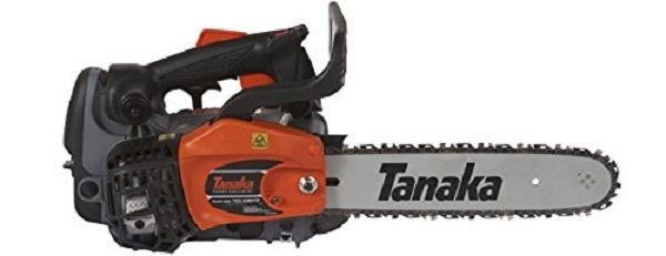 Tanaka TCS33EDTP Top Handle Chainsaw with Pure Fire Engine