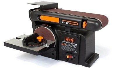 Best Belt-Disc Sander: Wen 6502