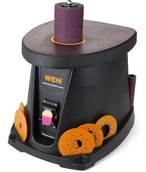 Best Oscillating Spindle Sander: Wen 6510