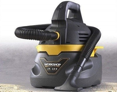 Workshop WS0250VA Compact Shop Vac