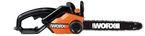 Worx Electric Chainsaw With Auto-Tension