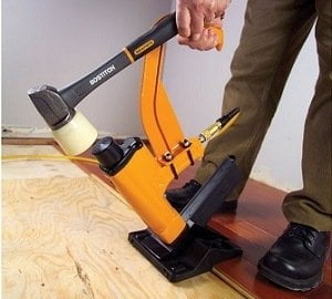 16-Gauge Flooring Nailer