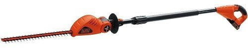 Black & Decker LPHT120 Cordless Pole Hedge Trimmer​