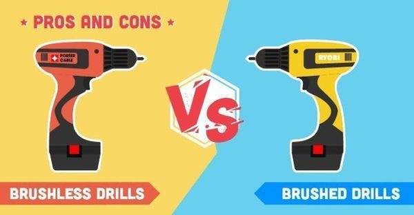 Brushless vs Brushed Drill