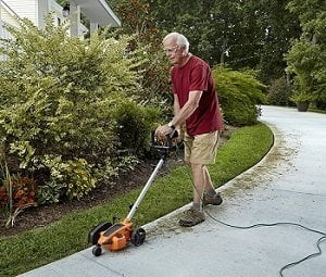 Corded/Electric Lawn Edger