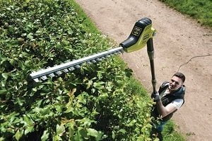 Electric Pole Hedge Trimmer