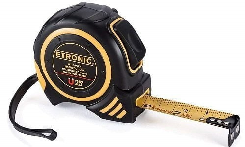 Etronic Heavy Duty Tape Measure