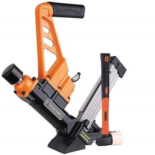 Freeman PDC50C 3-in-1 Flooring Nailer/Stapler