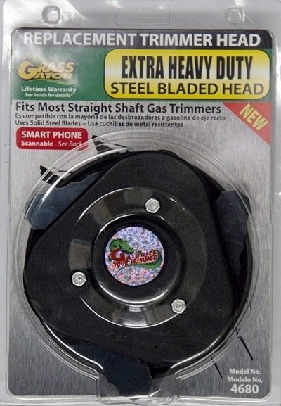 Grass Gator 4680 Heavy Duty String Trimmer Head