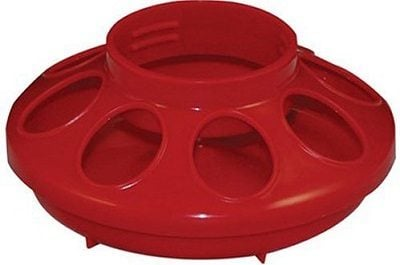 Harris Farms Screw-On Chicken Feeder