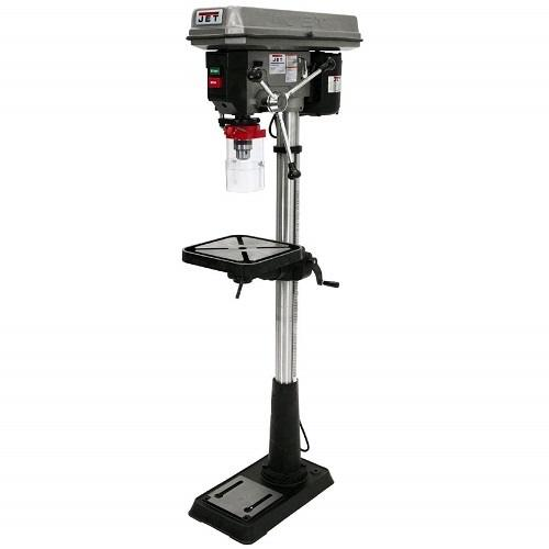 JET J-2500 Cast Iron Floor Drill Press