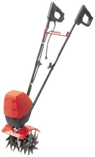 Mantis 7250-00-02 3-Speed Electric Mini Tiller