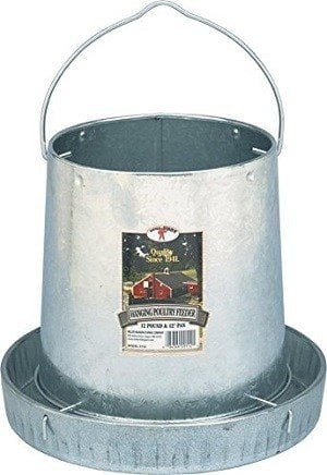 Miller 9112 Hanging Chicken Feeder