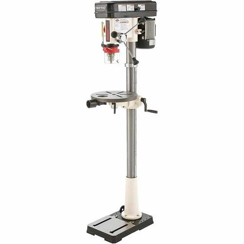 Shop Fox W1848 Floor Drill Press