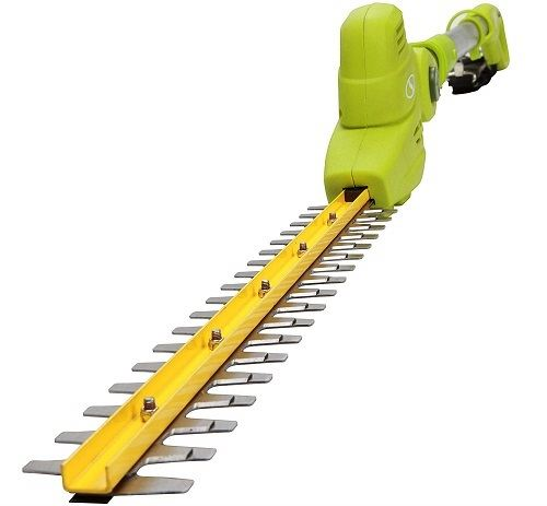 Sun Joe SJH901E Electric Telescoping Pole Hedge Trimmer