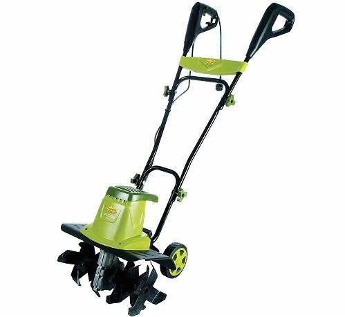 Sun Joe TJ603E Electric Mini Tiller
