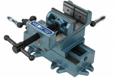 Wilton 11694 Cross-Slide Drill Press Vise