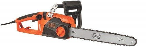 Black & Decker CS1518 Corded Electric Chainsaw