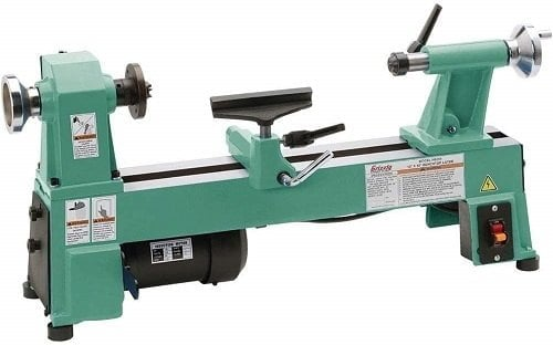 Grizzly H8259 Small Wood Lathe
