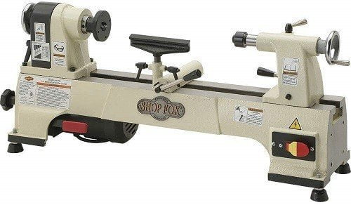 Shop Fox W1752 Small Wood Lathe