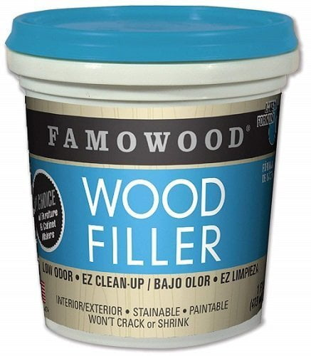 7 Best Wood Fillers To Buy In 2019 Wood Filler Reviews