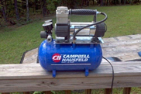 How to Buy Portable Air Compressors