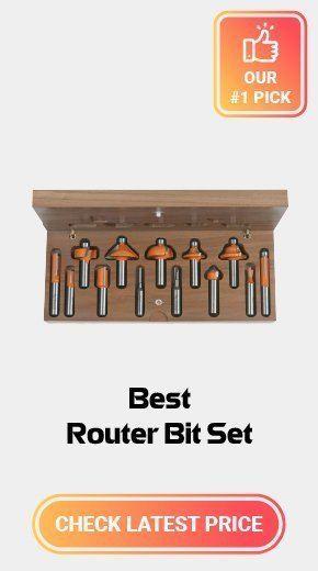 Best Router Bit Set