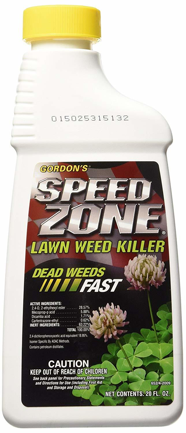 Gordon's SpeedZone Lawn Weed Killer