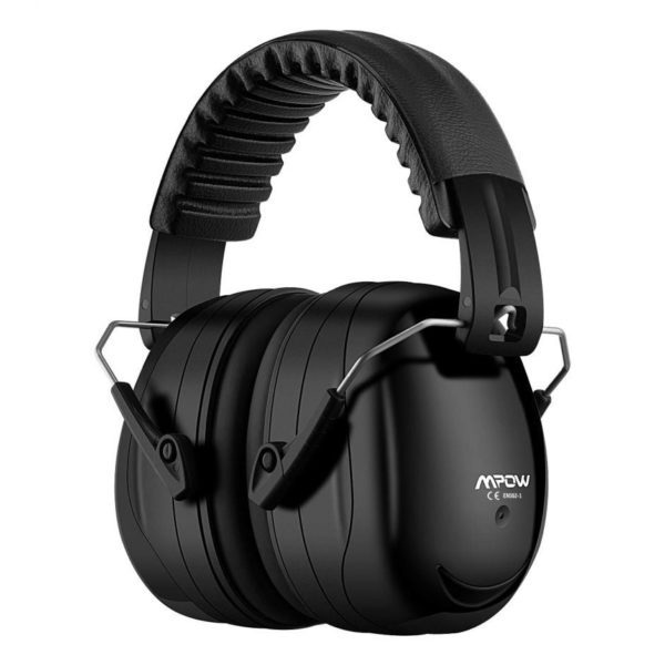 Mpow 035 Noise Reduction Safety Earmuffs