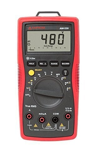 Amprobe AM-530 TRMS Electrical Contractor Multimeter