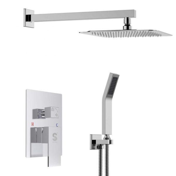 Pulse ShowerSpas Kauai III Shower System